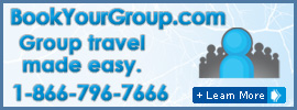BookYourGroup.com - Group Travel Made Easy