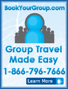 GBookYourGroup.com - Group Travel Made Easy